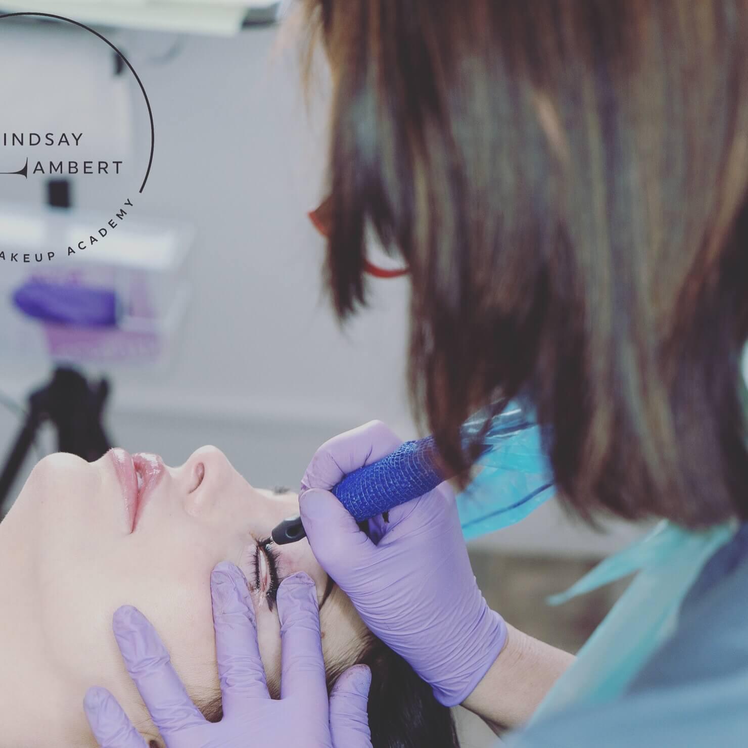 Level 4 SPMU Basic eyeliner only course